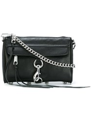 Rebecca Minkoff 'Mini Mac' Crossbody Bag Black