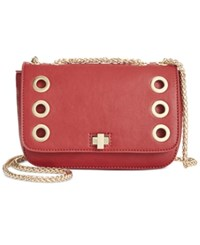 Inc International Concepts Korra Crossbody Only At Macy's Red