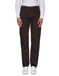 North Sails Trousers Casual Trousers Men Dark Brown