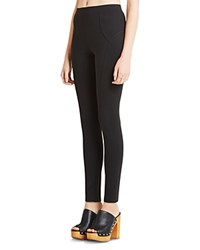 Bcbgeneration Seamed Leggings Black
