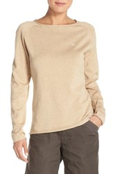Fjall Raven Women's Fj Llr Ven 'Vik' Cotton And Wool Pullover