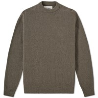 Our Legacy Base Crew Knit Green