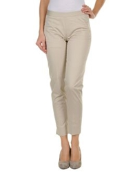 New York Industrie Casual Pants Sand