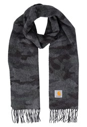 Carhartt Wip Scarf Camo Mono Grey Heather Multicoloured