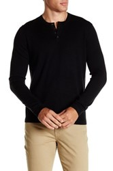 Zachary Prell Knightsbridge Wool Sweater Black