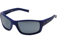 Julbo Eyewear Suspect Sunglasses Blue Orange With Spectron 3 Lenses Sport Sunglasses Navy