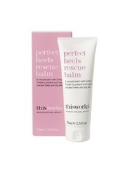 This Works Perfect Heels Rescue Balm White