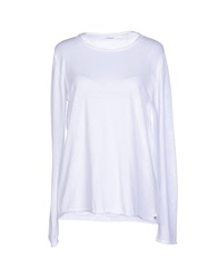 Officina 36 Sweaters White