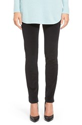 Women's Jag Jeans 'Nora' Pull On Stretch Skinny Corduroy Pants Black