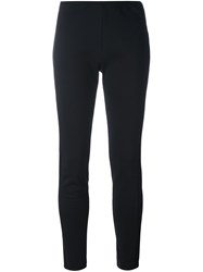 Moncler Slim Fit Trousers Black