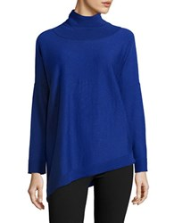 Eileen Fisher Solid Turtleneck Pullover Adrtc
