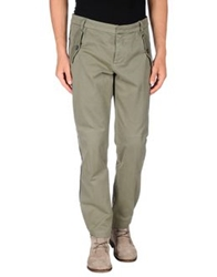 Master Coat Casual Pants Military Green