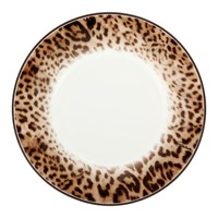 Roberto Cavalli Jaguar Bread Plates Set Of 6