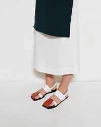 Marni Closed Toe Sandal Light