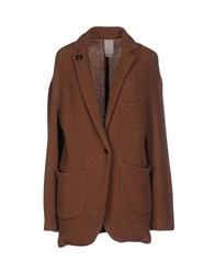 People Suits And Jackets Blazers Women Brown