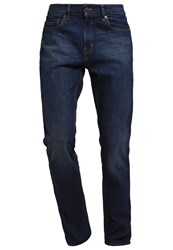 Element Desoto Slim Fit Jeans Dark Used Rinsed Denim