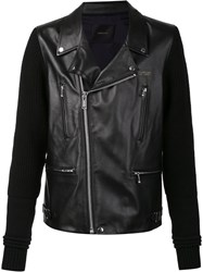 Undercover Zipped Jacket Black