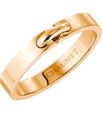 Chaumet Liens Xxs 18Ct Pink Gold Wedding Band