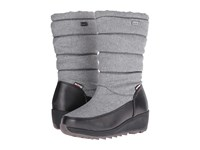 Kamik Detroit Charcoal Women's Cold Weather Boots Gray
