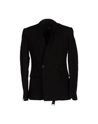 Tom Rebl Suits And Jackets Blazers Men Black