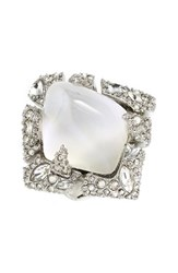 Women's Alexis Bittar 'Lucite' Shattered Crystal Ring