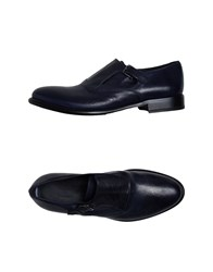 Alberto Guardiani Moccasins Dark Blue