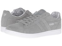 Gola Equipe Dot Grey Women's Shoes Gray