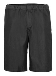 Topman Street Tailor Charcoal Wide Leg Shorts Grey