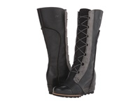Sorel Cate The Great Wedge Black Women's Dress Boots