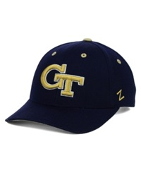 Zephyr Georgia Tech Yellow Jackets Competitor Cap Navy