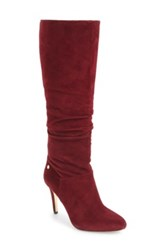 Louise Et Cie Footwear 'Sallie' Tall Boot Women Red