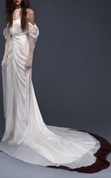 Vera Wang The Delfina Gown White