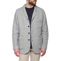 Grayers Grey Knit Blazer