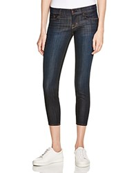 J Brand Low Rise Ankle Crop Jeans In Boundary