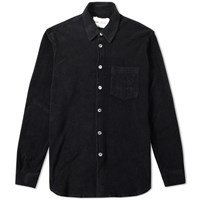 Our Legacy Terry Shirt Black