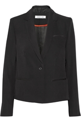 Elizabeth And James Madison Twill Blazer Black