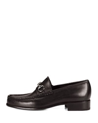 Gucci Classic Loafer Brown