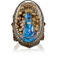 Sevan Bicakci Women's Peacock Intaglio Ring No Color