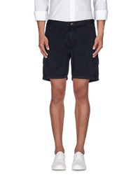 Hydrogen Trousers Bermuda Shorts Men