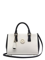 Metrocity Small Saffiano Leather Top Handle Bag