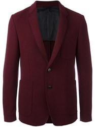 Dondup Two Button Blazer Pink Purple