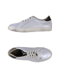 Primabase Low Tops And Trainers Platinum