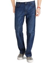 Izod Relaxed Fit Dark Vintage Jeans