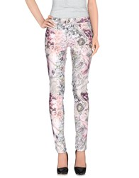 Maison Espin Trousers Casual Trousers Women Ivory
