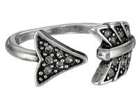 House Of Harlow Arrow Affair Midi Ring Silver Ring