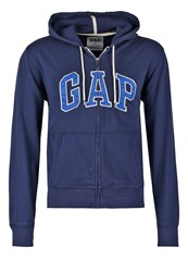 Gap Tracksuit Top Military Blue Royal Blue