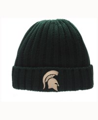 Zephyr Michigan State Spartans Wharf Cuff Knit Hat Green