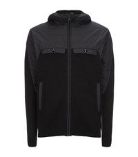 Porsche Design Hooded Knit Jacket Male