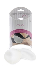The Natural Full Silicone Enhancers Clear