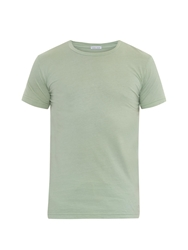 Tomas Maier Short Sleeved Cotton T Shirt